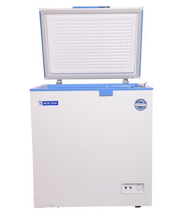 150 Liter Blue Star Deep Freezer