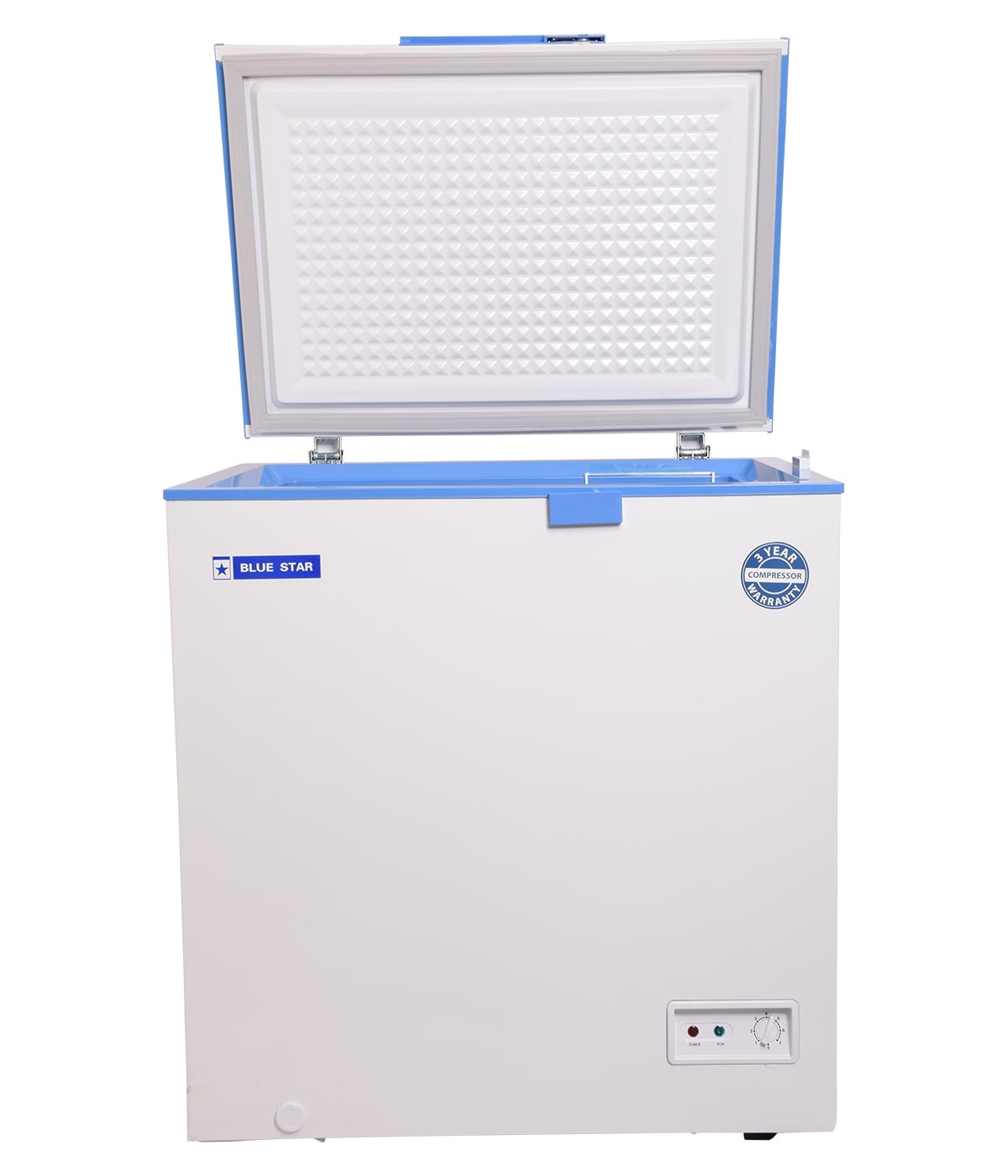 150 Liter Blue Star Deep Freezer Model Chf150