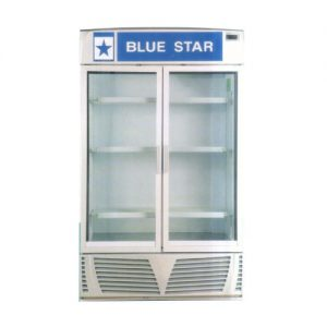Blue Star Double Door Visi Cooler
