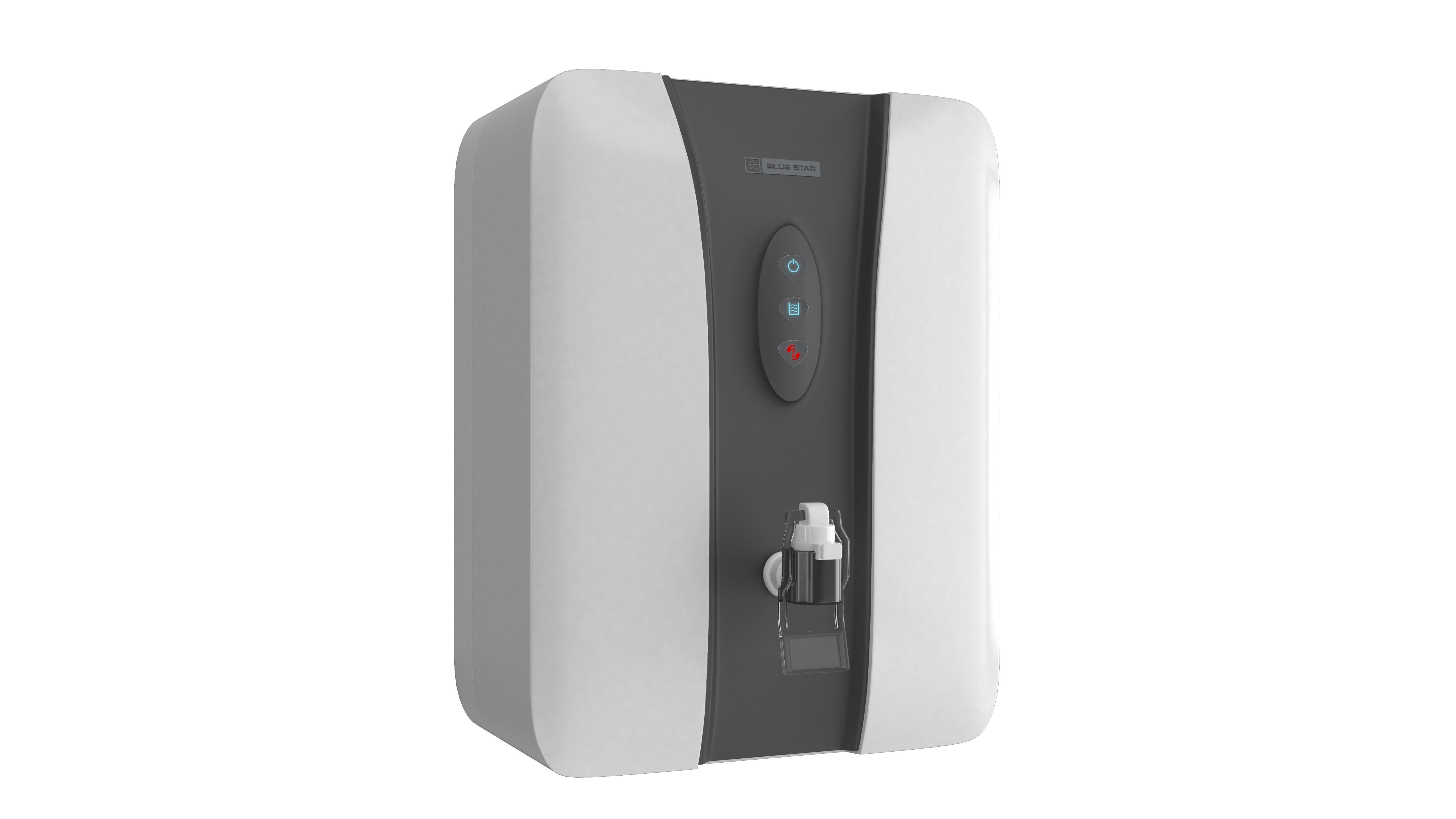 Blue Star Water Purifier - Eleanor - RO +UV 8 Liter Storage