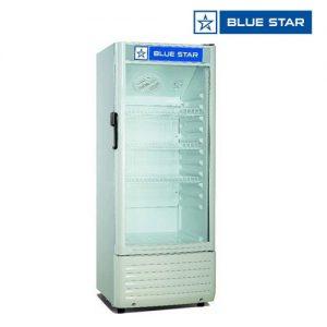 125 Liter Blue Star Visi Cooler