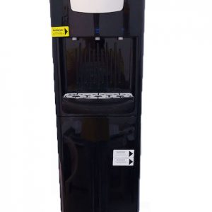 Blue Star Bottom Loading Water Dispenser - Black Color